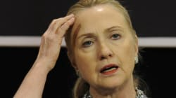 Hillary Clinton a un caillot de sang dans la