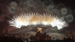 Capodanno 2012 in Italia e nel mondo