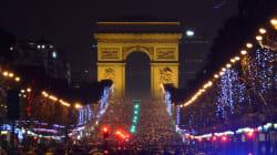 Bilan du Nouvel an : 300.000 personnes sur les Champs, des millions de SMS, un Apple store
