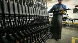 Ottawa allège les restrictions sur l'exportation d'armes prohibées en