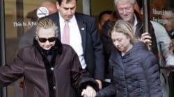 Hillary Clinton dimessa dall'ospedale. La figlia Chelsea ringrazia i medici via