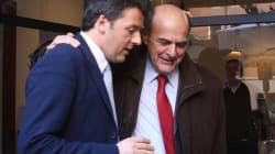 Pranzo fra Renzi e Bersani.