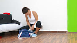 Is Your Gym Bag Making You