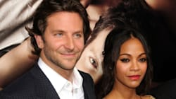Bradley Cooper et Zoe Saldana c'est