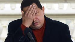 Chavez souffre d'une