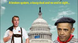 La pire insulte pour Obama: être déguisé en