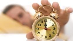 Le retour à l'heure avancée peut être problématique pour le sommeil des