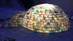 Le plus bel igloo du