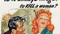 25 pubs sexistes du 20e
