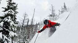 Skier Dies In