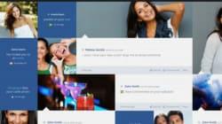 Un Facebook complètement