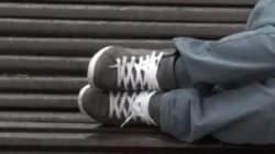 Once personas sin techo relatan sus experiencias en tres minutos
