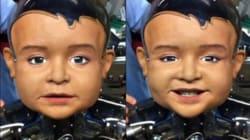 Diego, l'effrayant robot aux 1000 expressions de