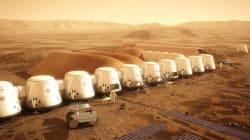Une émission de télé-réalité sur Mars?