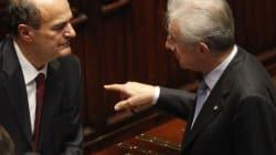 Nuovo avvertimento di Bersani a Monti: Non ci si candida per giocare sul Senato, ma per