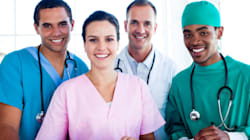 Number Of Nurses In Canada Has Risen In Last 5