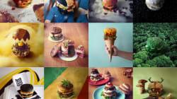 Top 20 des burgers les plus originaux de Fat and