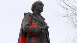 'Murderer, Colonizer': First PM's Statue
