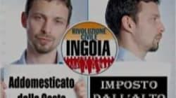 Grillo all'attacco contro Favia e Ingroia