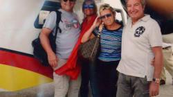 Venezuela, ritrovati i resti di Vittorio Missoni