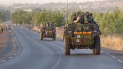 Mali: l'engagement au sol des troupes
