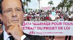 Sondage exclusif: la popularité de Hollande face au mariage