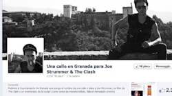 Granada dedica una piazza a Joe Strummer dopo una campagna su Facebook