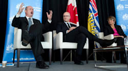 B.C. Minister's Warning About NDP