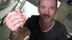 ¿Cómo se cortan las uñas los astronautas en el espacio?