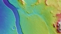 Ecco cosa resta del fiume su Marte, le immagini della sonda Express