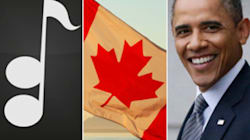 WATCH: Canadian Song For Obama Sent To White