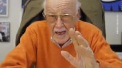 Le papa de Spider-Man vole au secours de la victime d'une