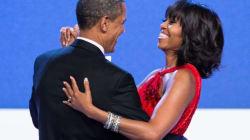 Obama: grazie a tutto il popolo americano. Poi il ballo lungo tutta una vita con