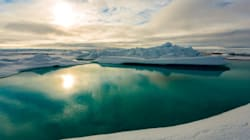 Record Sea Ice Loss Causing Big Changes: