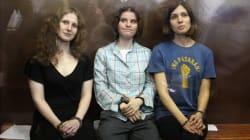 Les Pussy Riot en documentaire