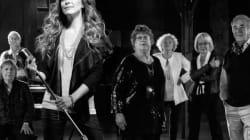 Annie Villeneuve à la recherche de jeunes talents de plus de 65