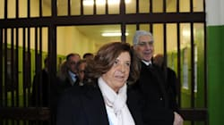 Il ministro della Giustizia Paola Severino al Parlamento: