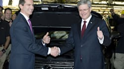 Ontario Car Plant Gets Major Cash
