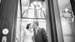 Artsy Nuptials At Toronto's Historic Gladstone