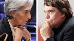 Affaire Lagarde-Tapie : perquisition au domicile de Bernard