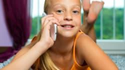 75% des adolescents dorment avec leur cellulaire