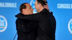 Lode a Silvio, Alfano si inchina al grande capo (FOTO,
