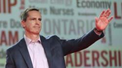 Ontario Liberal Convention Kicks