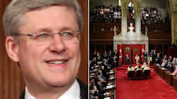 Harper Appoints 5 New Senators... On Friday