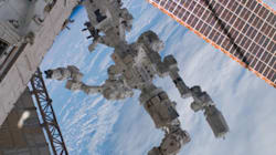Move Over Canadarm, Here Comes