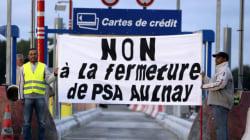 La grève continue à l'usine PSA