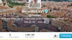 I due mesi del Papa su Twitter: 270 mila risposte (e 5 mila