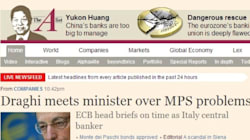 Mps, lo scandalo sul Financial Times:
