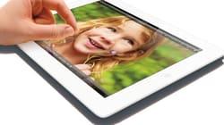 Apple annonce un iPad de 128