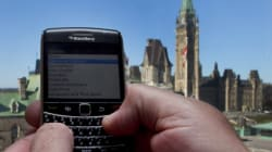 Parliament Hill's CrackBerry Addicts React To New